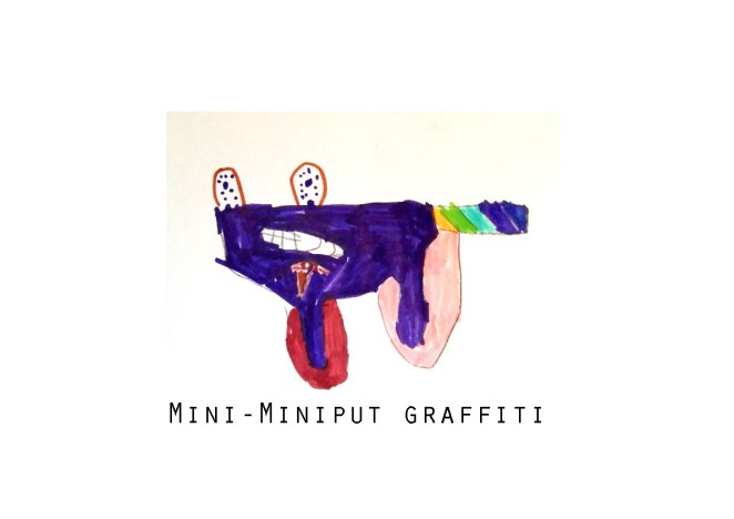 Mini-Miniput-graffiti